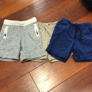 Gap 3T Shorts Bundle